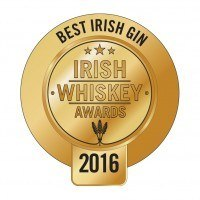 Irish Whiskey Awards Gin of the Year 2016