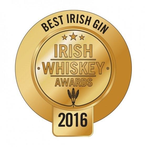 Irish Whiskey Awards Gin of the Year 2016