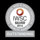 2016 IWSC Silver Outstanding Award
