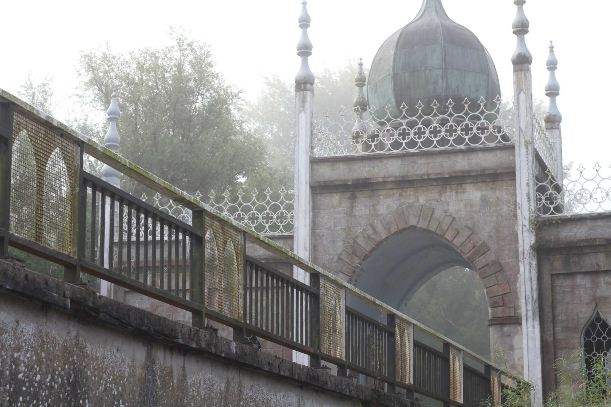 The Indian Wedding Folly Bridge